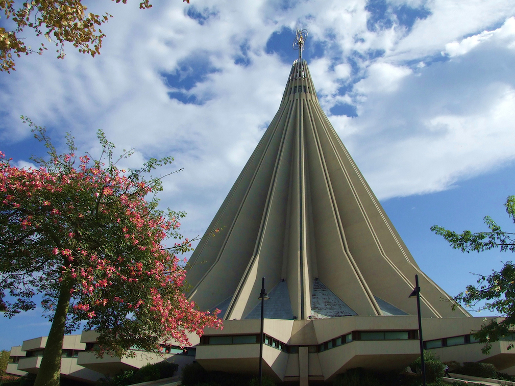 Wallfahrtskirche der Madonna der Tränen