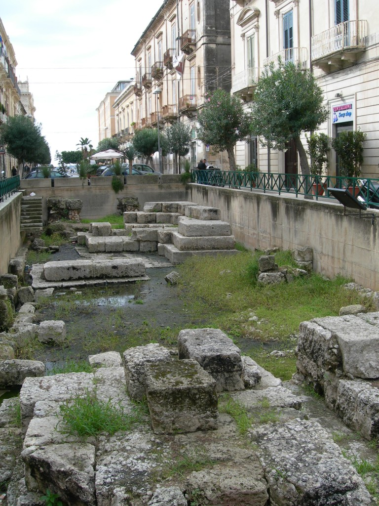 Griechische Stadtmauern