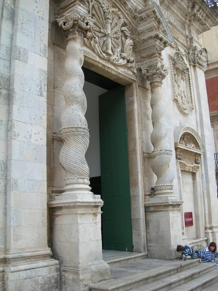 Kirche der Hl. Lucia an der Abtei