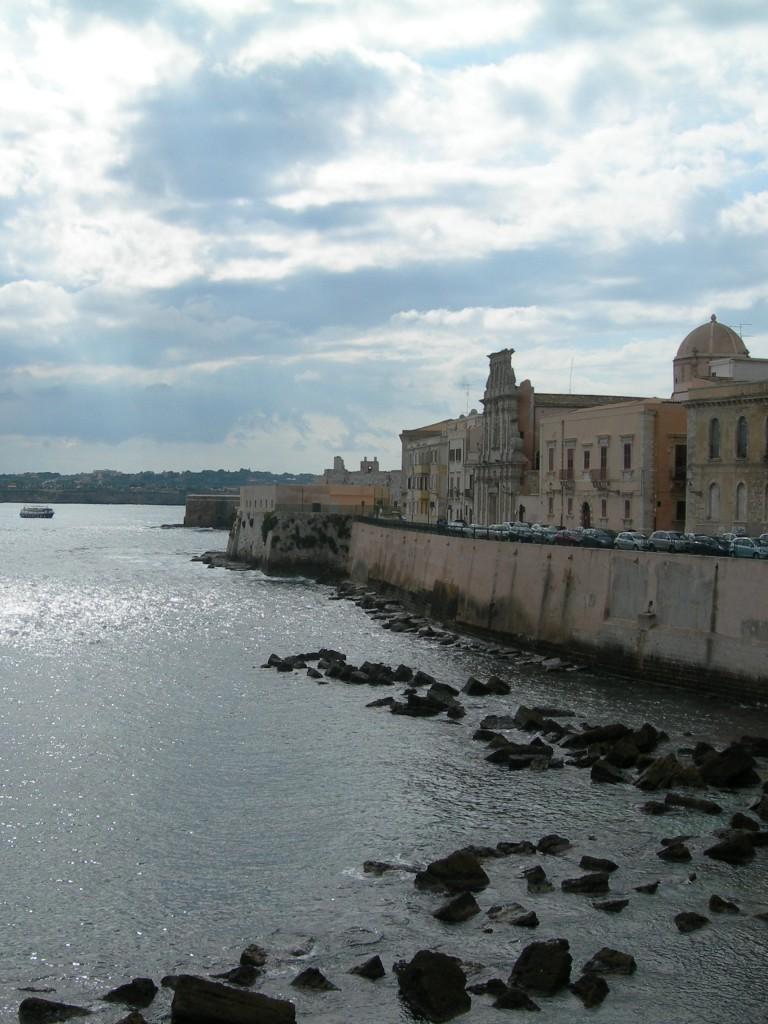 Blick auf das Jonische Meer