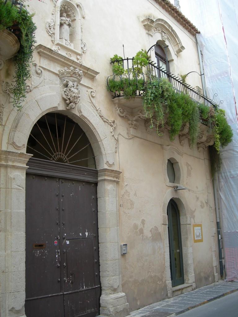 Adelspalazzo von Via Vittorio Veneto