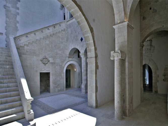 Regionalgalerie Palazzo Bellomo