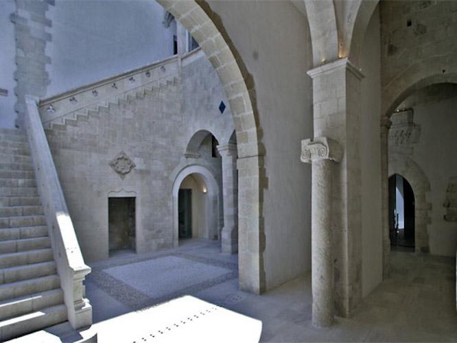 Galleria palazzo Bellomo